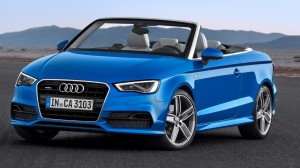 Audi A3 Cabriolet Car Lease