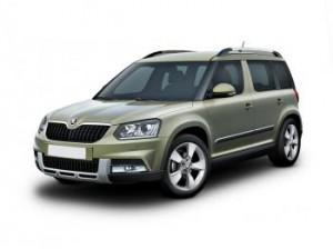 Skoda Yeti personal Car lease