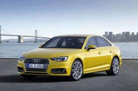 Audi A4 2016 model