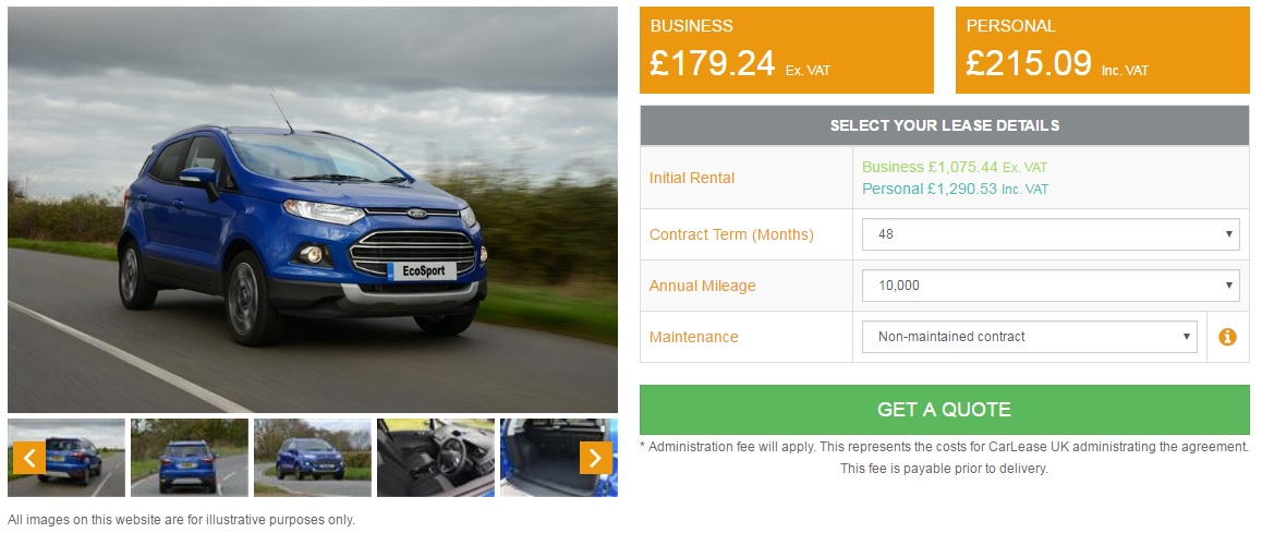 ford-ecosport-lease-deal