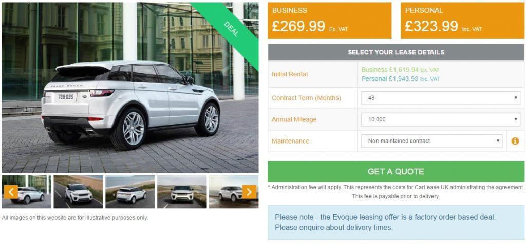 evoque-lease-deal