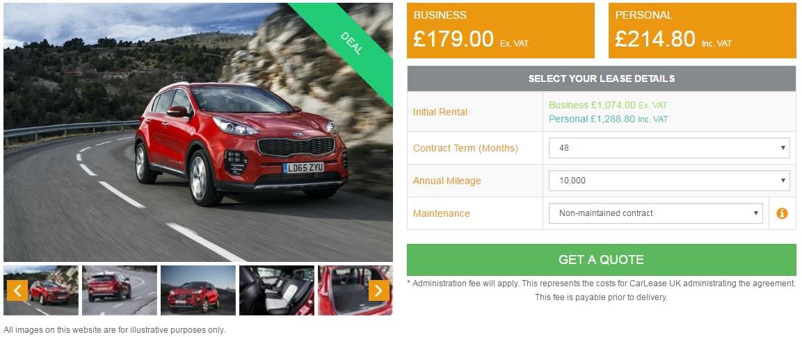 kia-sportage-lease-car-deal