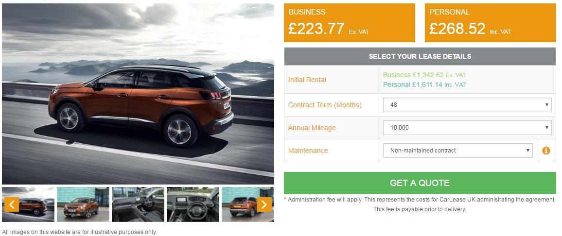 peugeot-3008-car-lease-deal