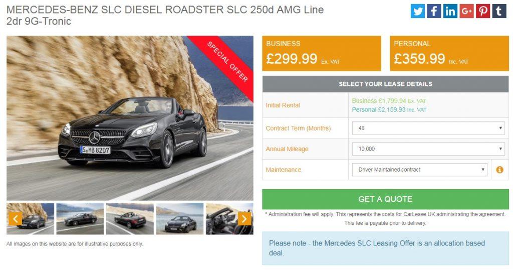 mercedes-slc-lease-deal
