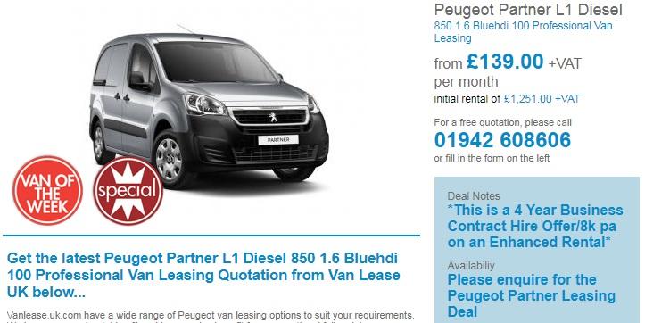 peugeo-partner-van-lease-deals