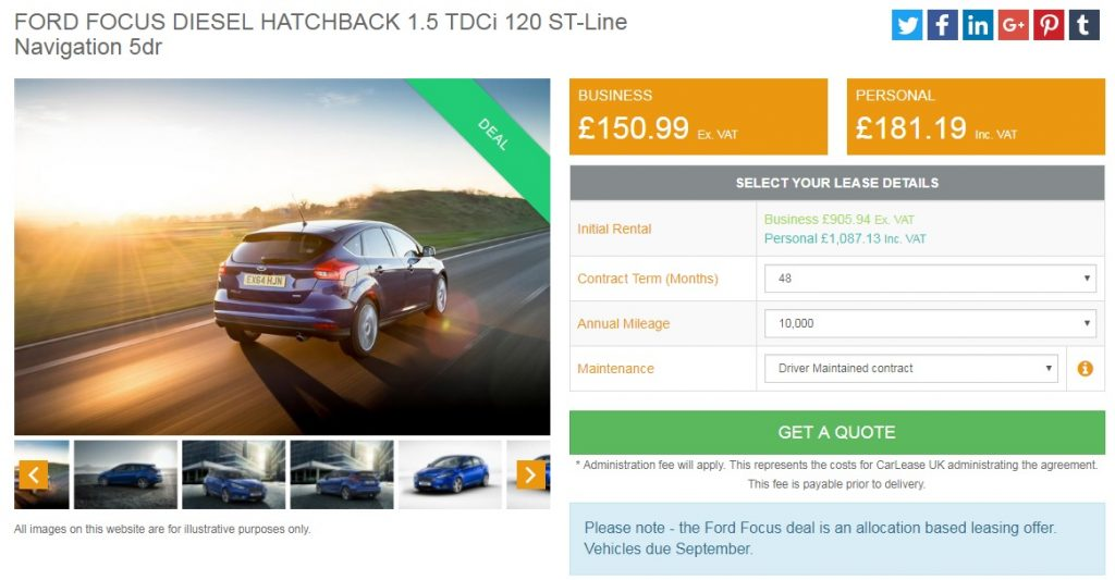 ford-focus-diesel-st-lease-deals