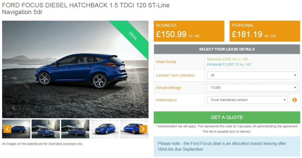 ford-focus-lease-deal