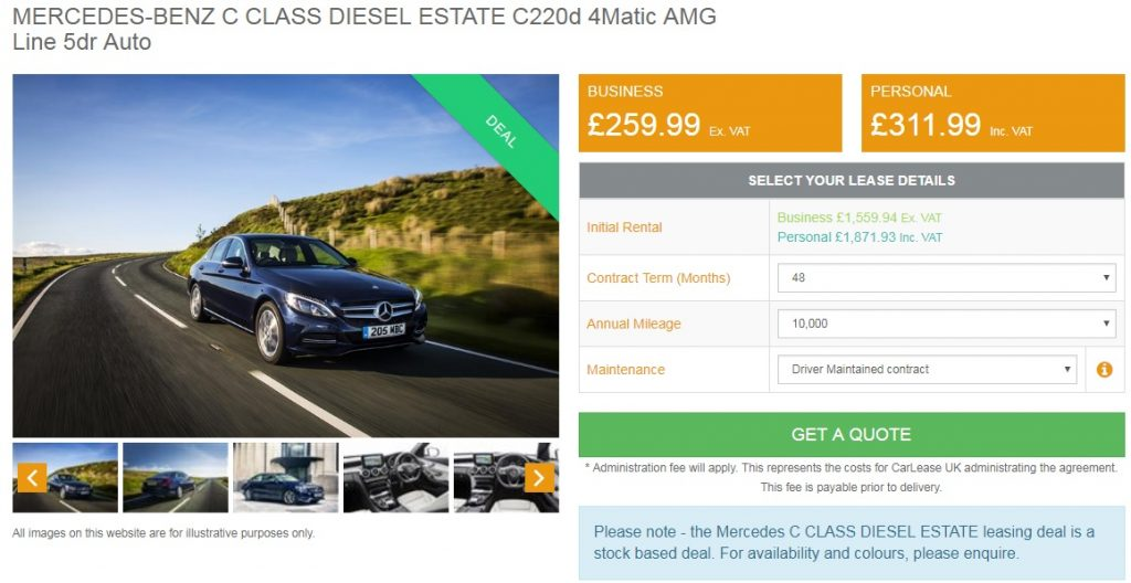 mercedes-c220d-4-matic-lease-deal
