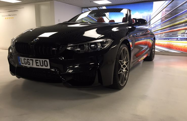 BMW M4 CONVERTIBLE M4 2dr DCT [Competition Pack] Car Leasing