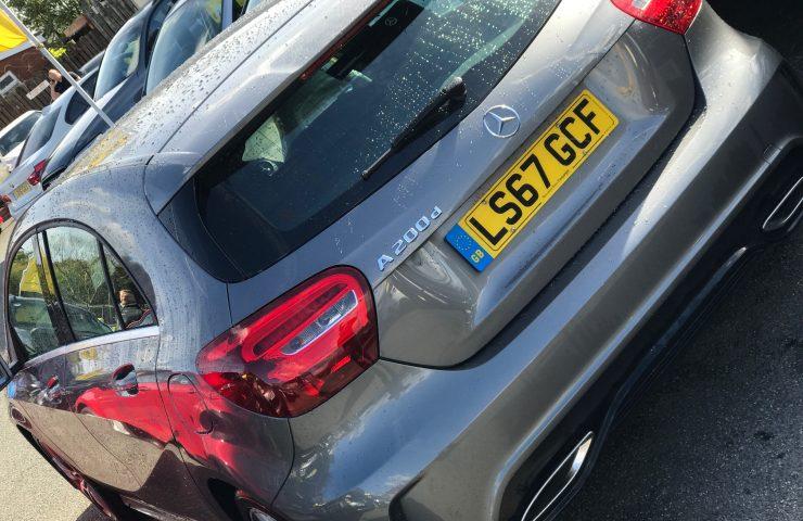 Mercedes A CLASS DIESEL HATCHBACK A200d AMG Line 5dr Auto Car Leasing UK