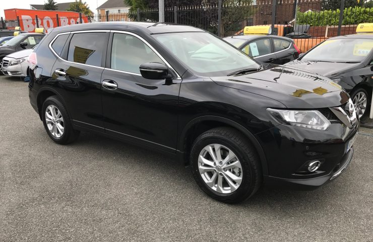 Nissan X-TRAIL DIESEL STATION WAGON 2.0 dCi Acenta [Smart Vision] 5dr Xtronic [7 Seat] Car Leasing Best Offers