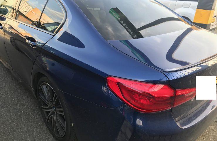 BMW 5 SERIES DIESEL SALOON 520d M Sport 4dr Auto Car Leasing Information