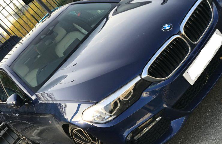 BMW 5 SERIES DIESEL SALOON 520d M Sport 4dr Auto Car Leasing UK