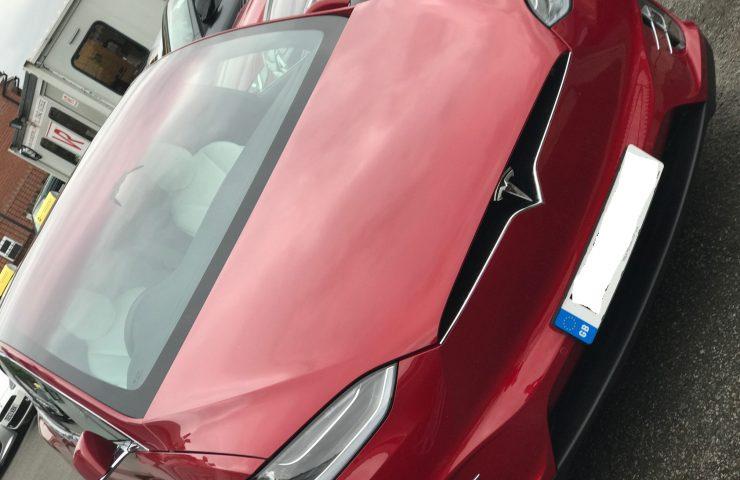 Tesla MODEL X HATCHBACK 90kWh Dual Motor Performance 5d Car Leasing