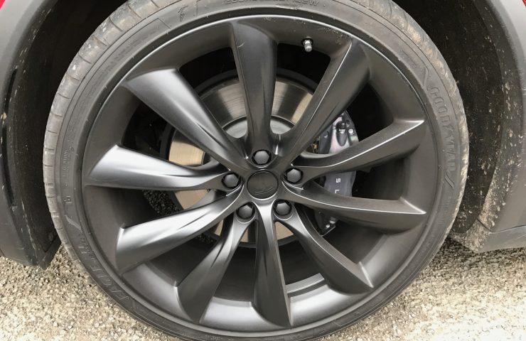 Tesla MODEL X HATCHBACK 90kWh Dual Motor Performance 5d Car Leasing Alloys