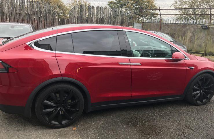 Tesla MODEL X HATCHBACK 90kWh Dual Motor Performance 5d Car Leasing Best Offers