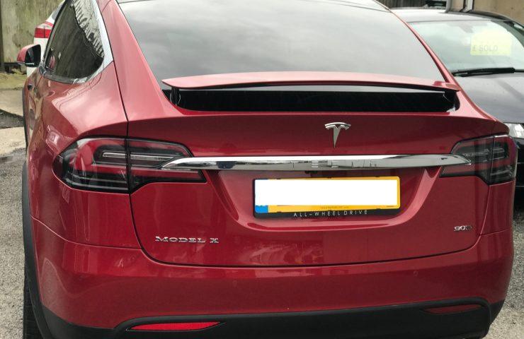 Tesla MODEL X HATCHBACK 90kWh Dual Motor Performance 5d Car Leasing Luxury