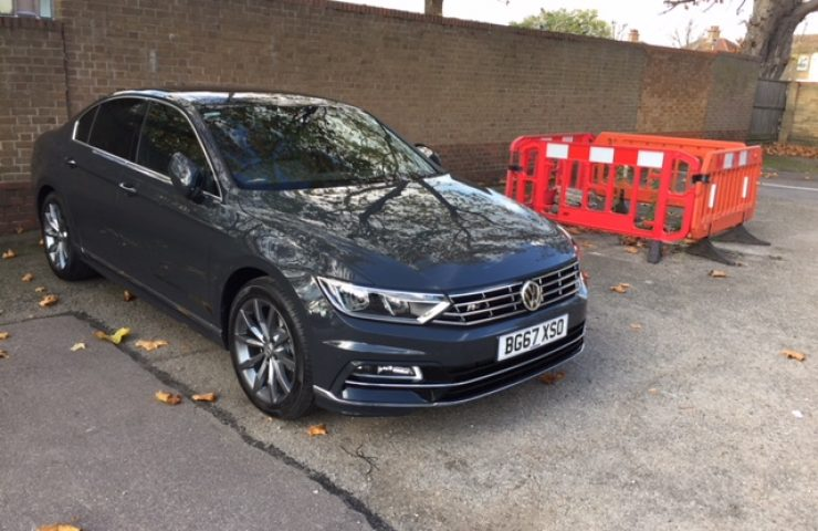 Volkswagen Passat Diesel Saloon 2.0 TDI R Line 4Dr DSG [panoramic Roof] (Auto) Car Leasing Best Offers
