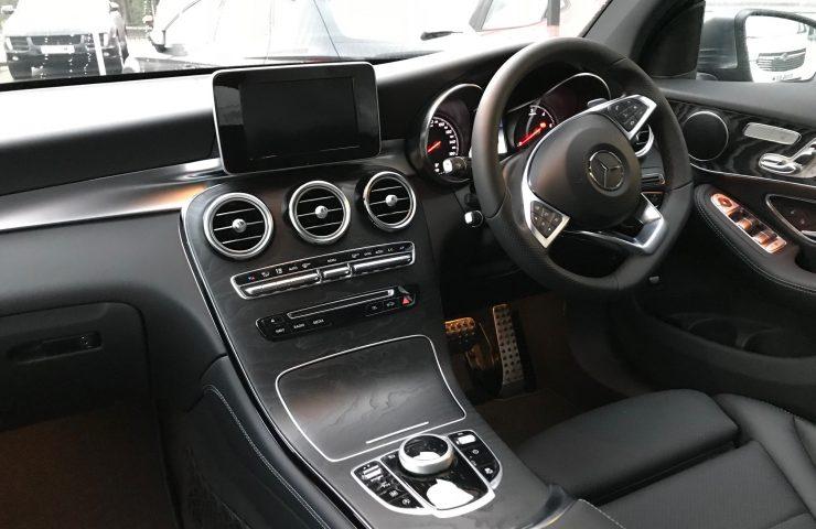 Mercedes Benz GLC Diesel Estate GLC 220d 4Matic AMG Line Premium 5d door 9G-Tronic Car Leasing Service
