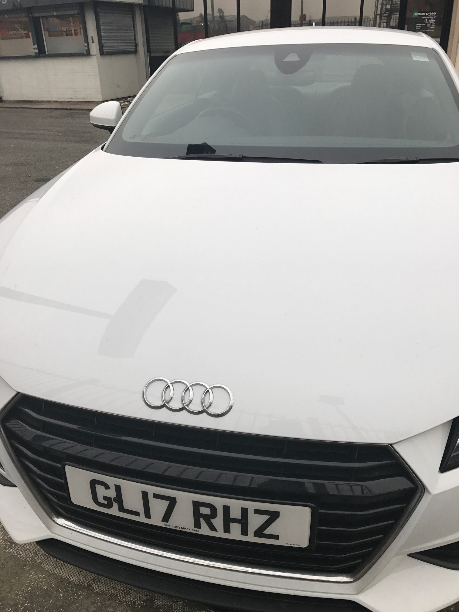 Audi TT COUPE 2.0T FSI S Line 2dr Manual Car Leasing Best Offers