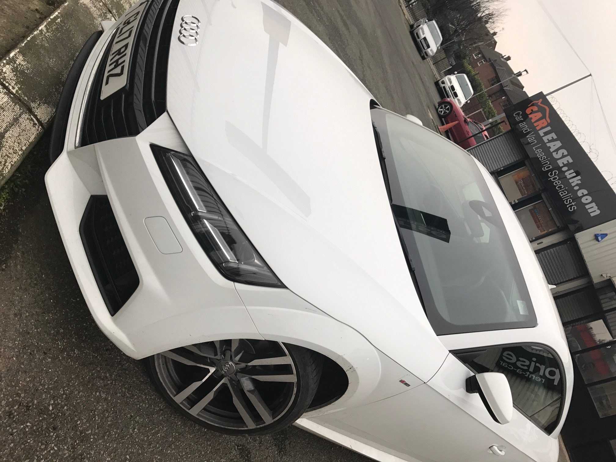 Audi TT COUPE 2.0T FSI S Line 2dr Manual Car Leasing Luxury