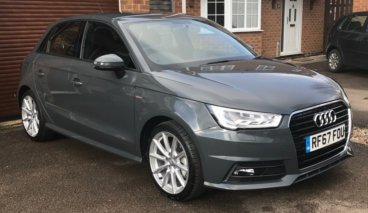 In Review Audi A1 1 4 Tfsi S Line Carlease Uk