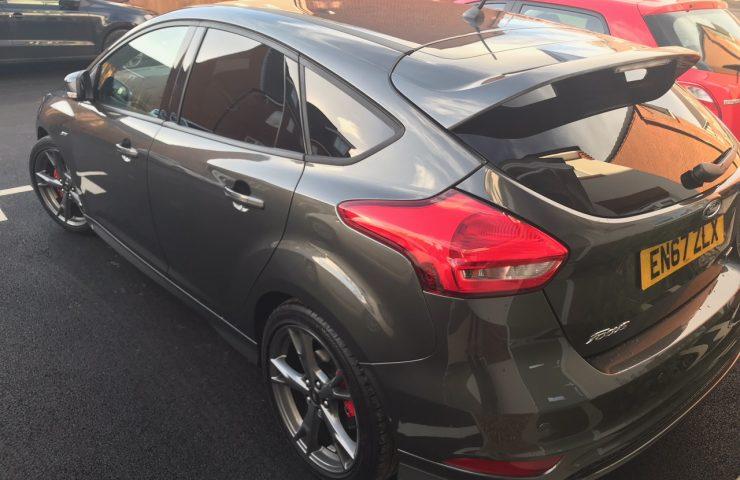 FORD FOCUS HATCHBACK 1.0 EcoBoost 140 ST-Line X 5dr Manual Car Leasing Best Deals