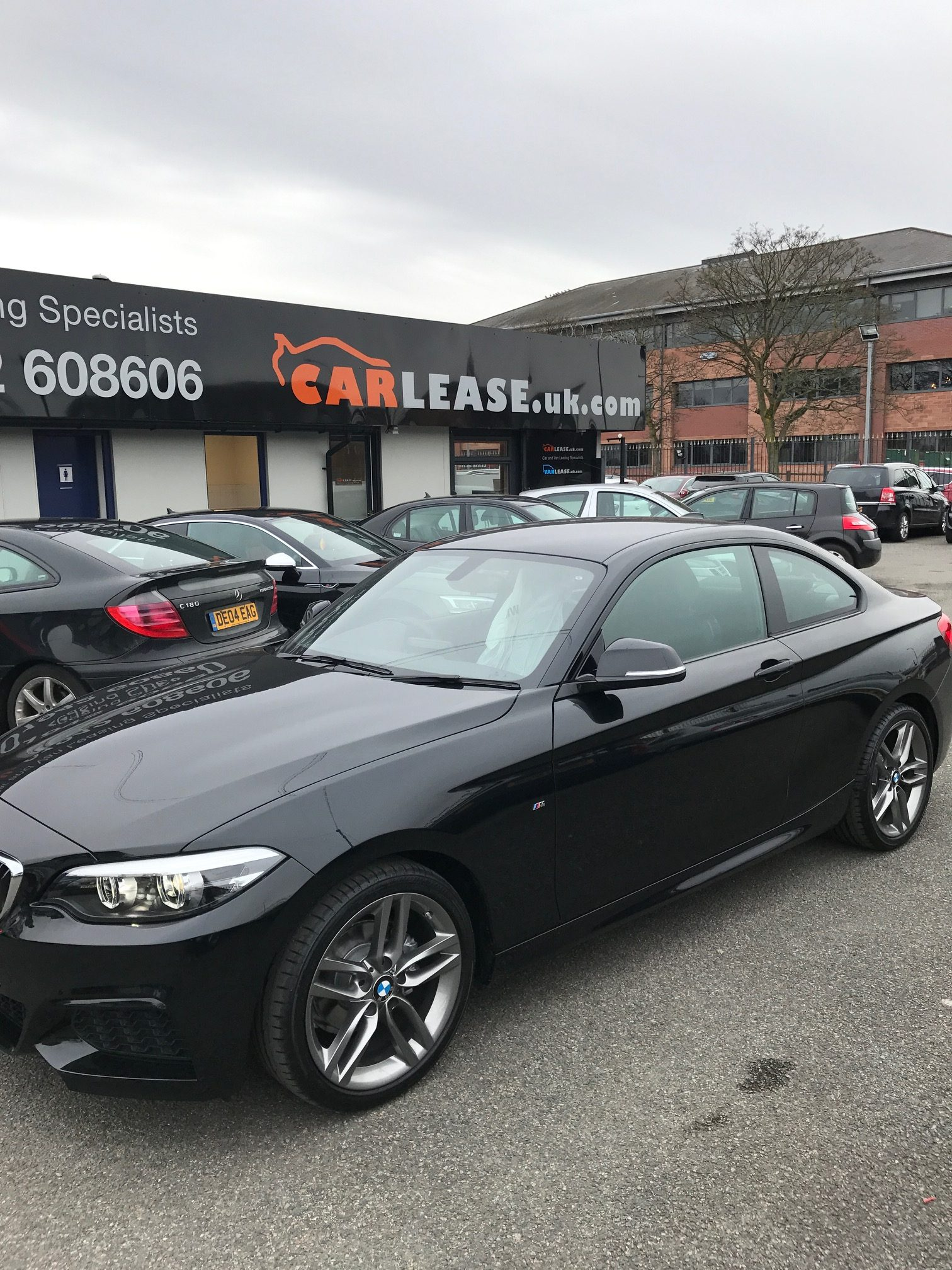 BMW 2 Series Petrol Coupe 218i M Sport 2 Door [Nav] Step Auto Car Leasing Best Offers