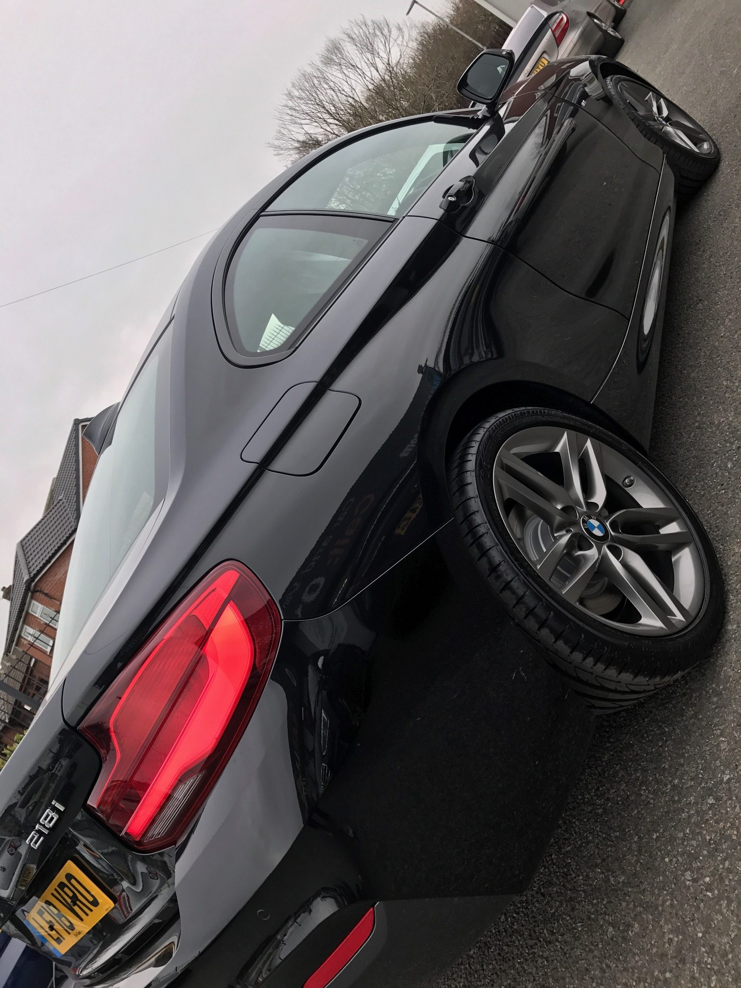 BMW 2 Series Petrol Coupe 218i M Sport 2 Door [Nav] Step Auto Car Leasing Information