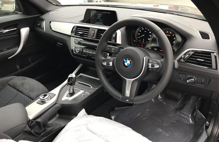 BMW 2 Series Petrol Coupe 218i M Sport 2 Door [Nav] Step Auto Car Leasing Interior
