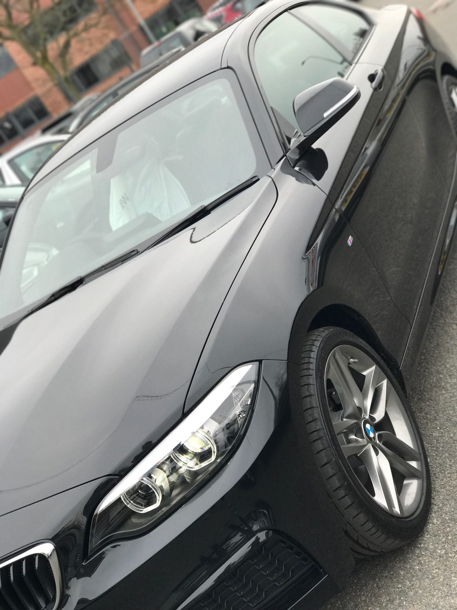 BMW 2 Series Petrol Coupe 218i M Sport 2 Door [Nav] Step Auto Car Leasing