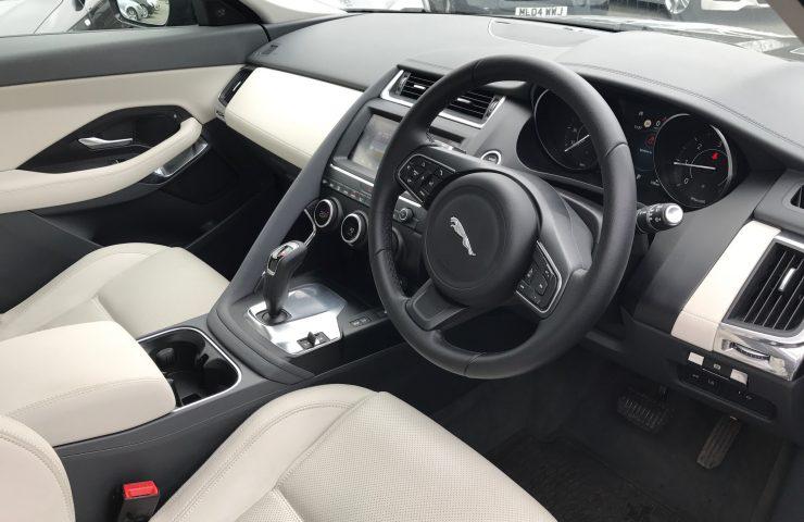 Jaguar E Pace >> In Review; Jaguar E Pace 2.0d S (Auto)