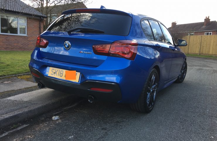 BMW 1 Series Hatchback Special Edition M140i Shadow Edition 5 Door Petrol Automatic Car Leasing Best Deals