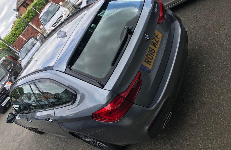 BMW 5 SERIES TOURING 520i M Sport 5dr Auto (Petrol) Car Leasing
