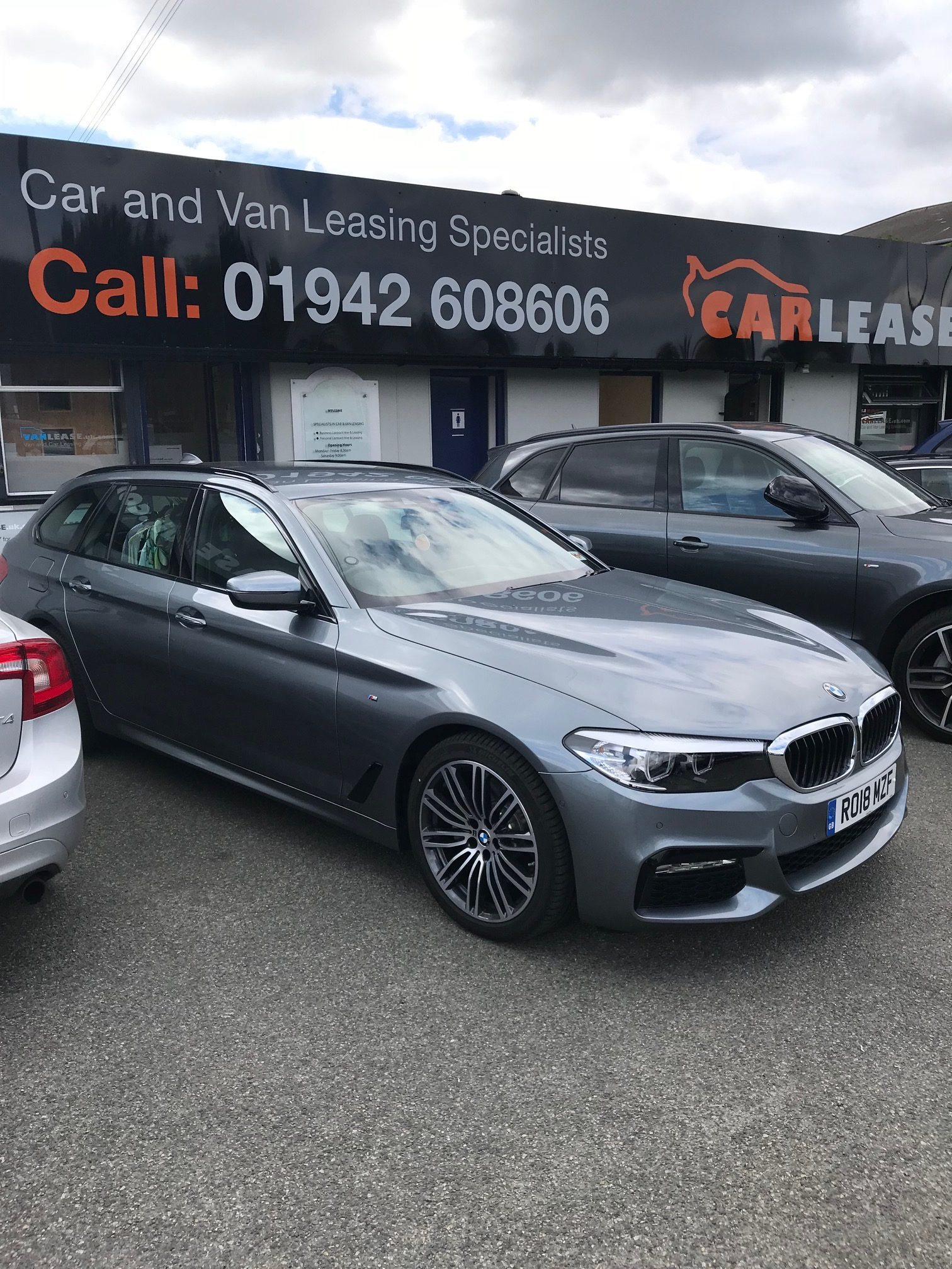BMW 5 SERIES TOURING 520i M Sport 5dr Auto (Petrol) Car Leasing Best offers