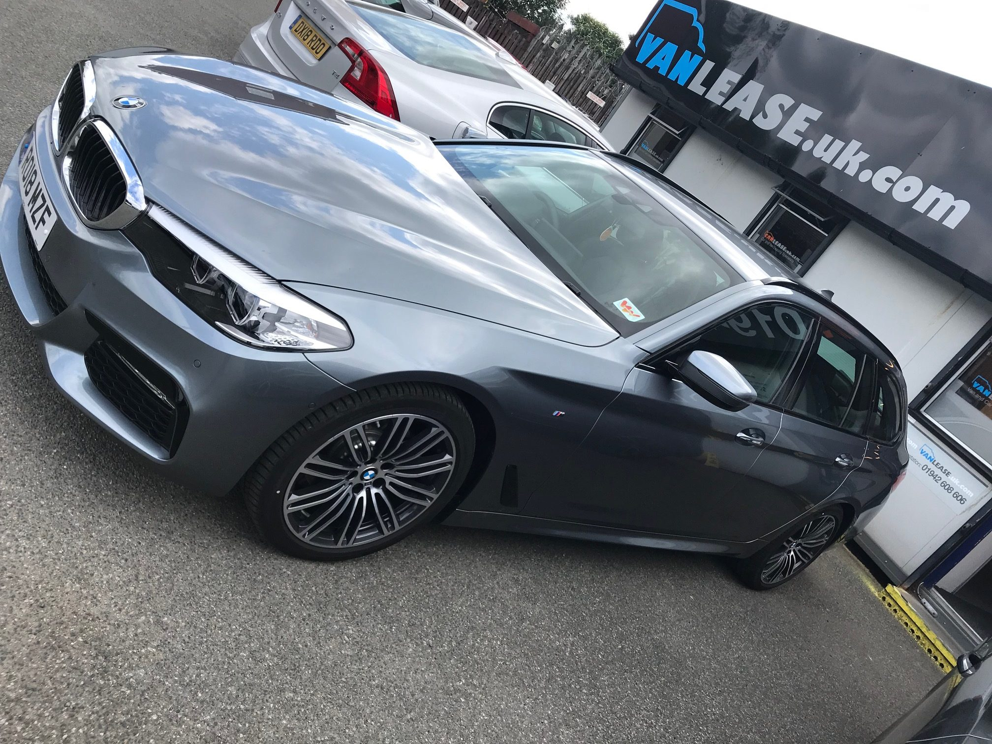 BMW 5 SERIES TOURING 520i M Sport 5dr Auto (Petrol) Car Leasing Information