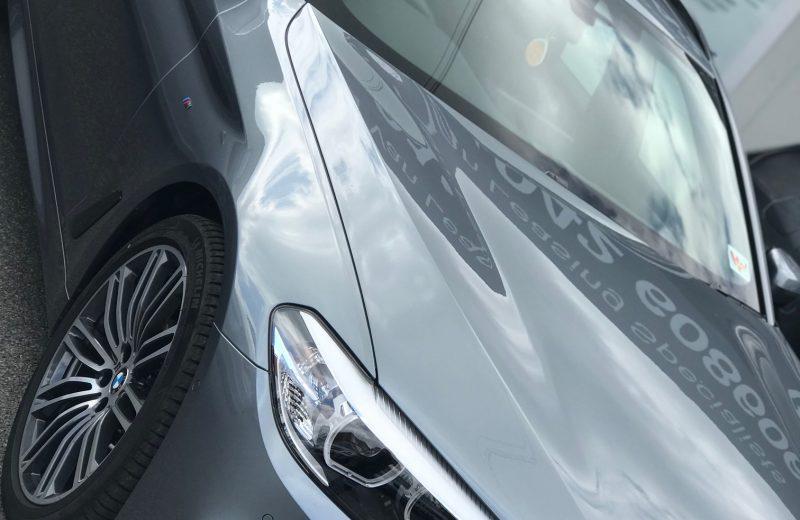 BMW 5 SERIES TOURING 520i M Sport 5dr Auto (Petrol) Car Leasing Luxury