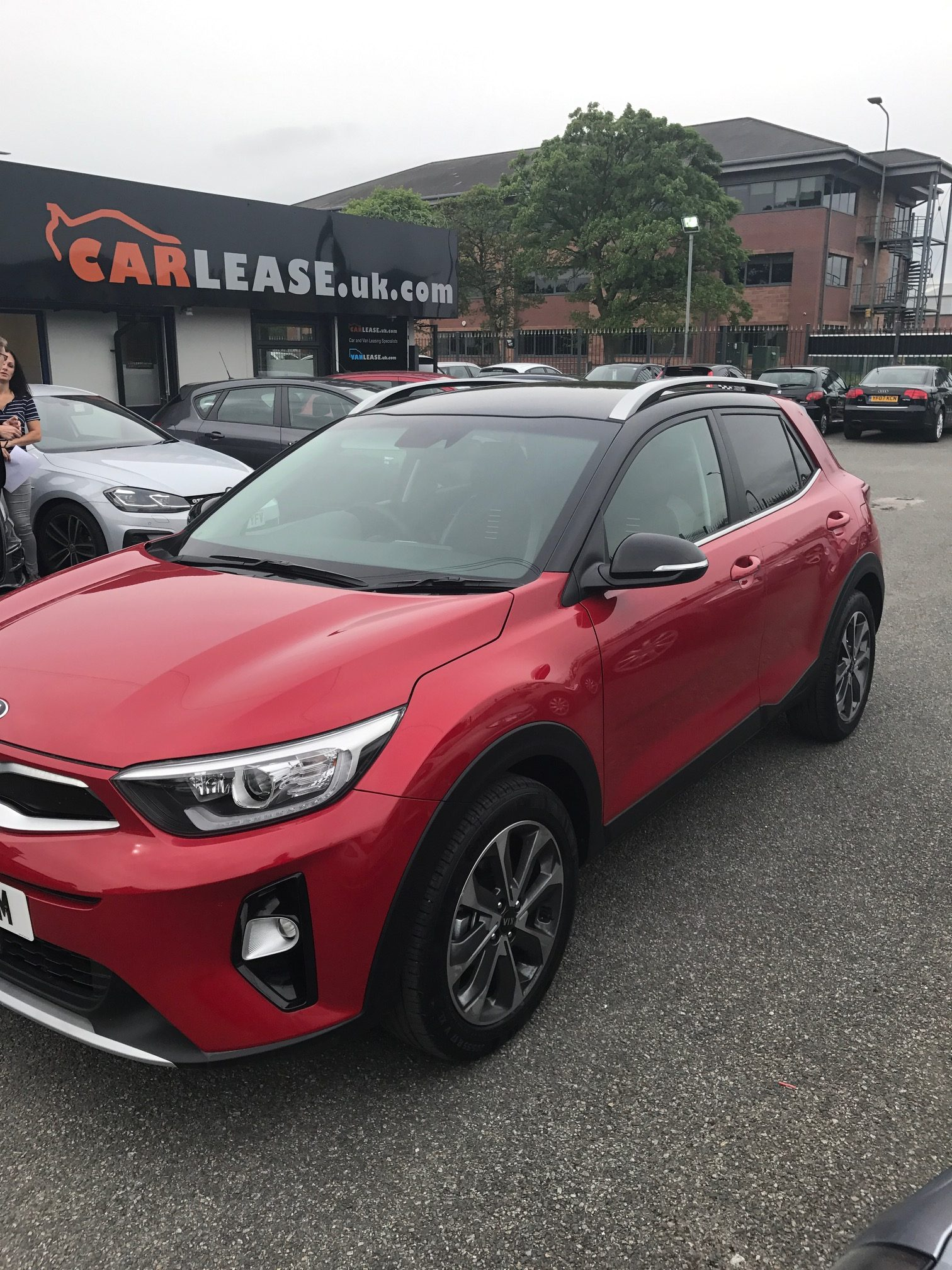 Kia STONIC ESTATE SPECIAL EDITION 1.0T GDi First Edition 5dr Manual Car Leasing Bets Deals