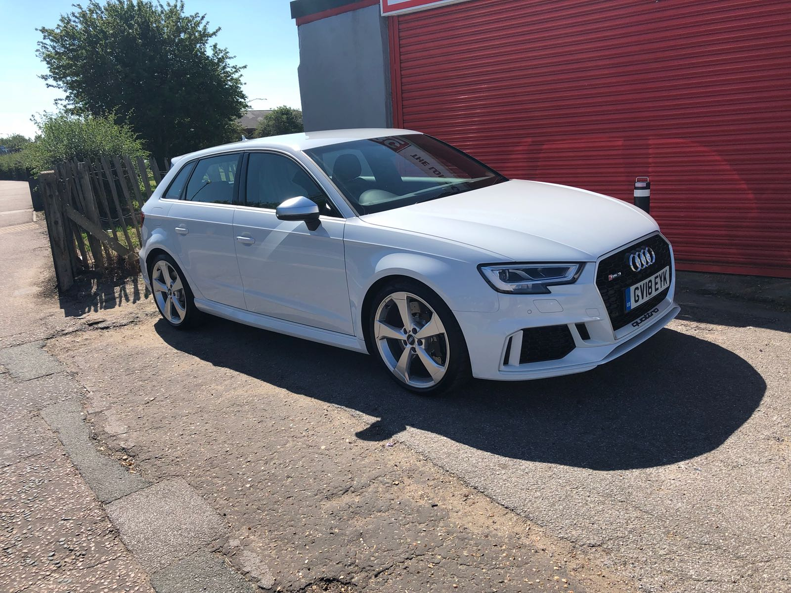 In Review Audi Rs3 2 5 Tfsi Quattro 5dr S Tronic Sportback Carlease Uk
