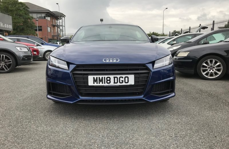 Audi TT Coupe Special Edition 1.8T FSI Black Edition 2dr S-Tronic Car Leasing