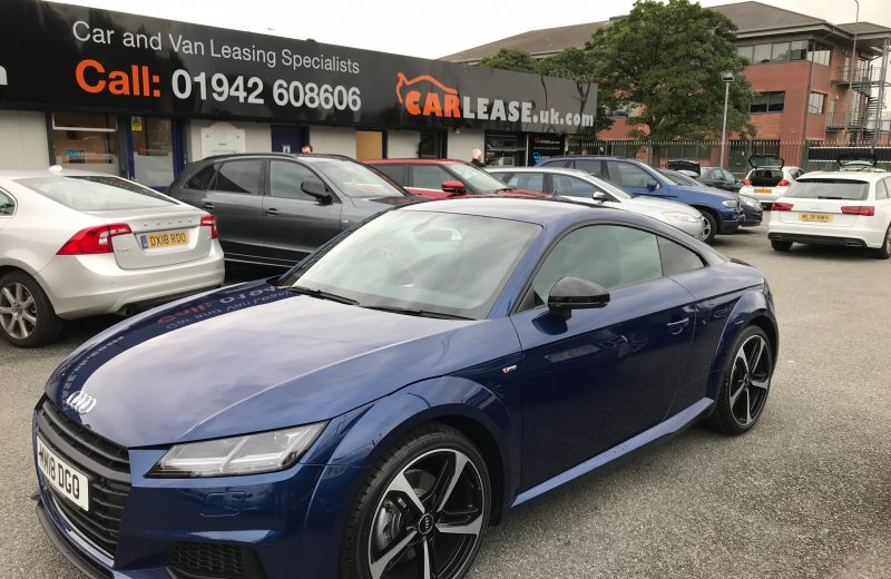 Audi TT Coupe Special Edition 1.8T FSI Black Edition 2dr S-Tronic Car Leasing Best Offers