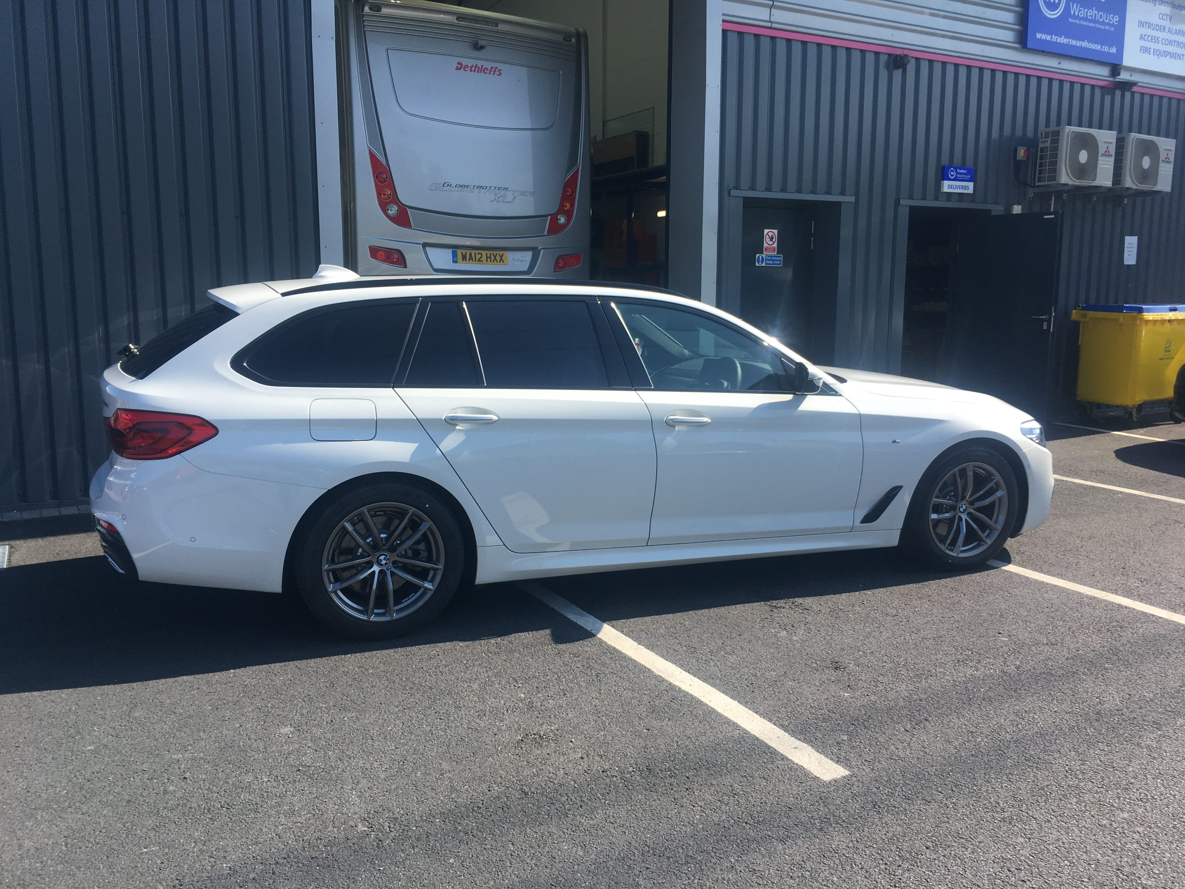 BMW 5 SERIES DIESEL TOURING 520d M Sport 5dr Auto Car Leasing Best Offers