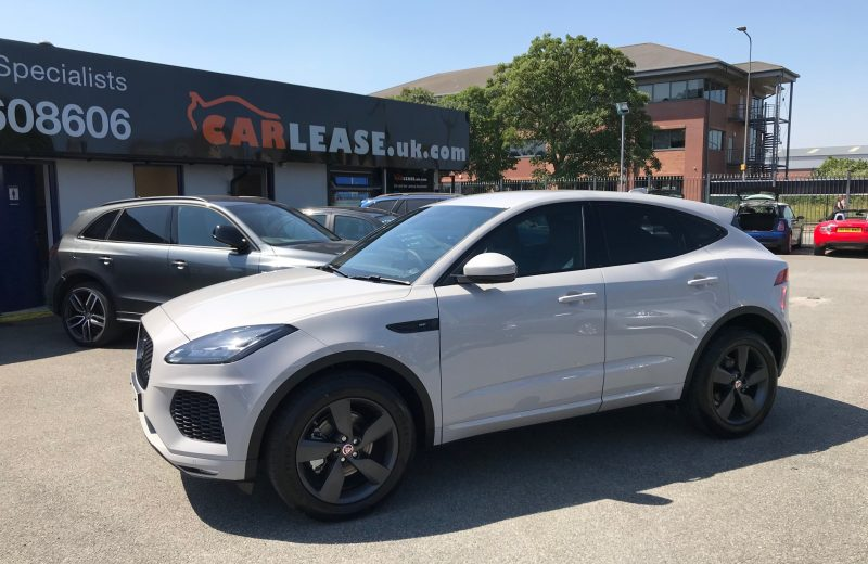 JAGUAR E-PACE DIESEL ESTATE 2.0d [180] R-Dynamic SE 5dr Auto Car Leasing