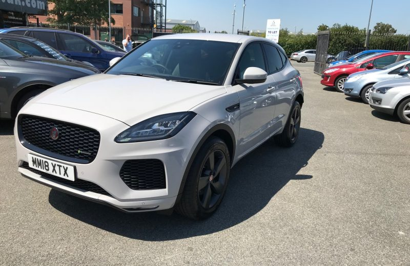 JAGUAR E-PACE DIESEL ESTATE 2.0d [180] R-Dynamic SE 5dr Auto Car Leasing Options