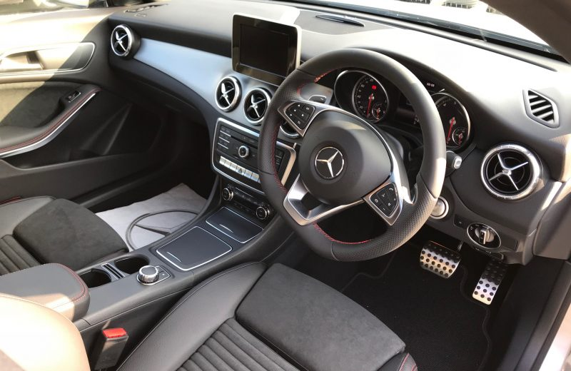 In Review; Mercedes-Benz CLA 4dr Coupe 180 AMG Line (Tip ...