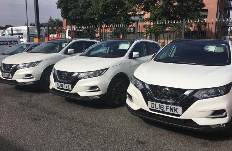 Nissan QASHQAI DIESEL HATCHBACK 1.5 dCi N-Connecta 5dr Manual Car Leasing Best Deals