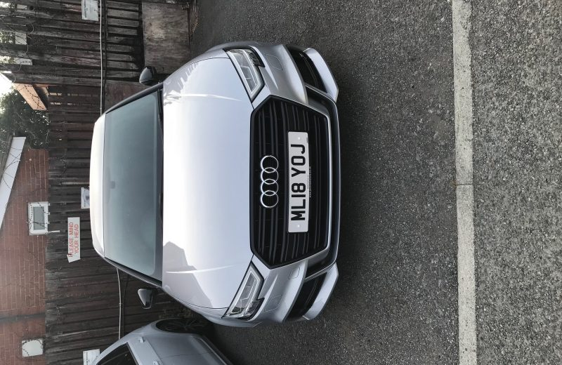 Audi A3 SALOON SPECIAL EDITIONS 1.5 TFSI Black Edition 4dr Manual Car Leasing