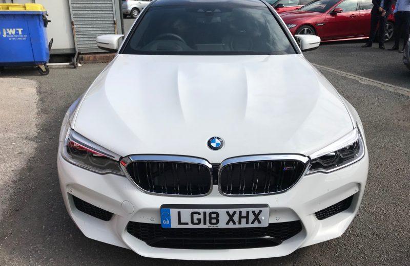 BMW M5 SALOON M5 4dr DCT Car Leasing Best Deals