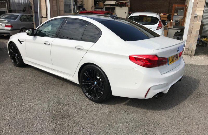 BMW M5 SALOON M5 4dr DCT Car Leasing Best Offers
