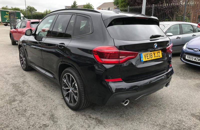 BMW X3 DIESEL ESTATE xDrive20d M Sport 5dr Step Auto Car Leasing Best Deals